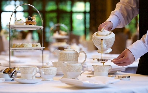 Find Out About The Afternoon Tea Habit in the UK