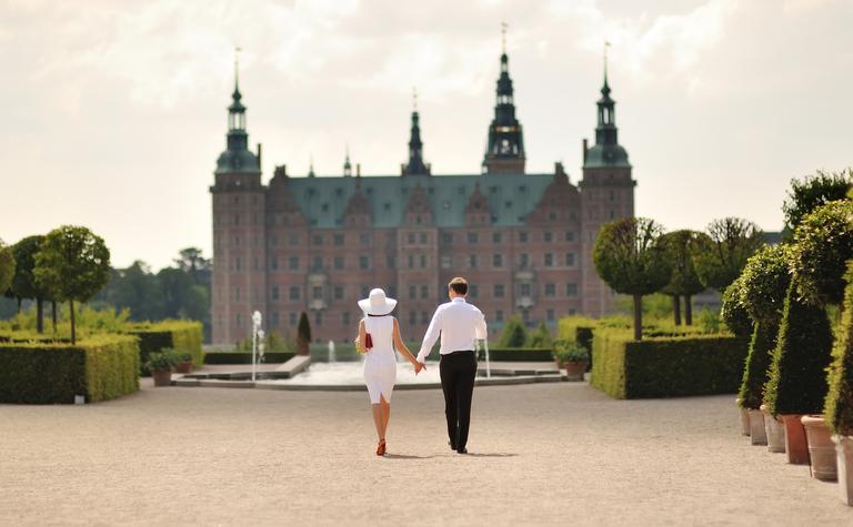 Romantic Luxury Getawats in Denmark Like Danisa Butter Cookies