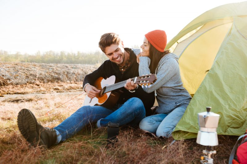 6 Outdoor Date Ideas